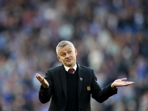 "Solskjaer hints at ""change"" after Leicester defeat"