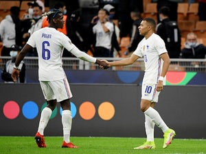 Real Madrid 'want to agree Pogba, Mbappe contracts in January'