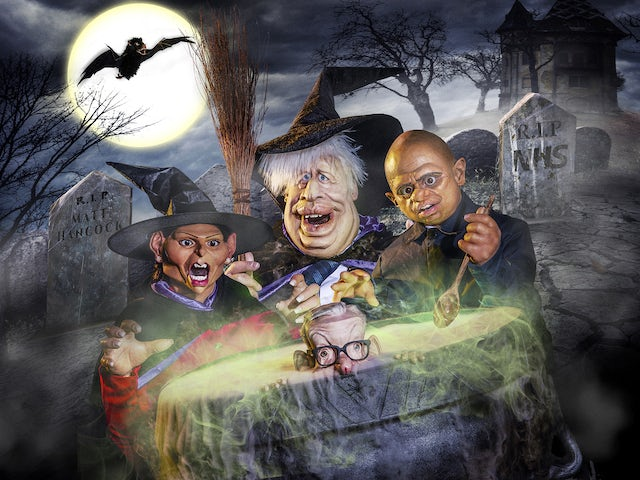 Halloween edition of Spitting Image to air on ITV