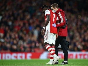 Saka, Tierney return to Arsenal training