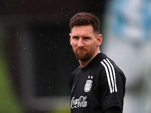 Lionel Messi returns to PSG squad for RB Leipzig clash