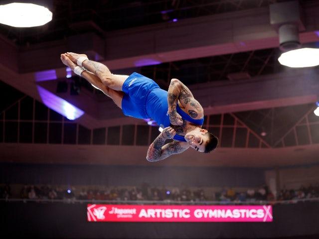 Italy's Nicola Bartolini makes history with floor gold at World Championships