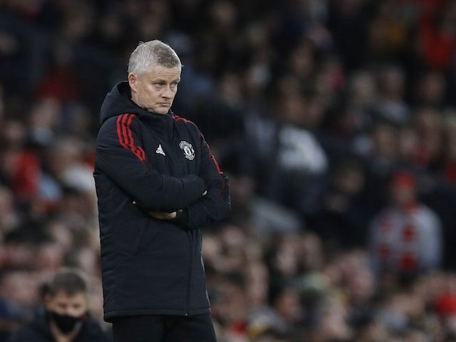 """Solskjaer opens up on """"darkest day"""" as Man United boss"""