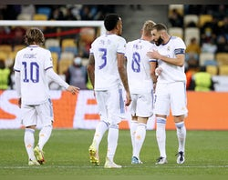 How Real Madrid could line up against Osasuna
