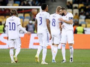 Team News: Real Madrid vs. Osasuna injury, suspension list, predicted XIs