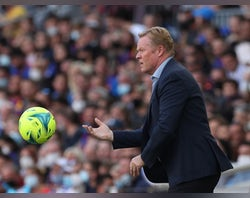 Barca 'will not sack Koeman after Clasico defeat'