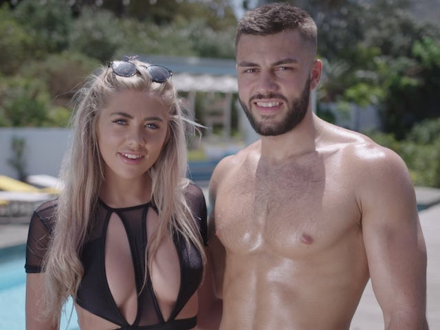 Love Island couple 'sign up for Celebrity Coach Trip'