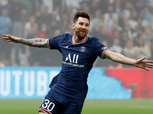 PSG handed Lionel Messi injury scare ahead of Lille clash