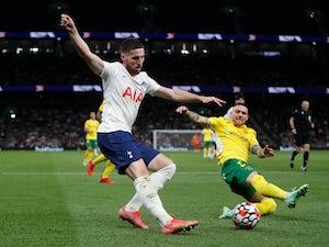 Matt Doherty set for Tottenham return against Burnley