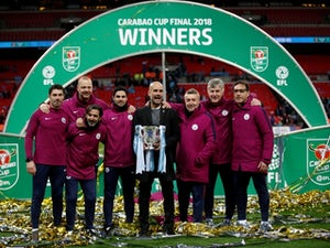 Man City's exceptional EFL Cup record under Pep Guardiola