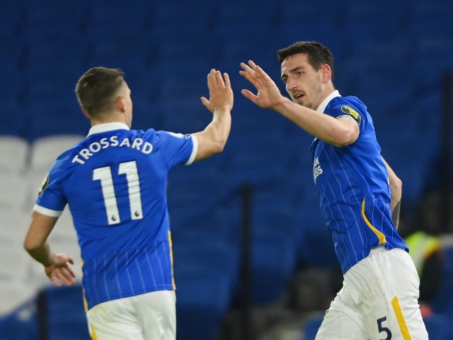 Graham Potter: 'Lewis Dunk is a credit to himself'