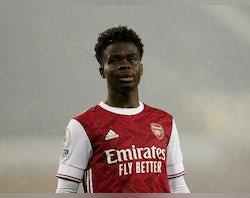 Arteta: 'Saka can be Arsenal's leader'