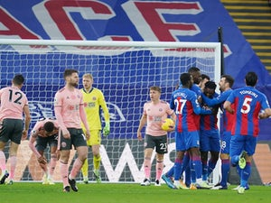 Crystal Palace march to victory over coronavirus-hit Sheffield United