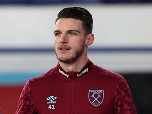 Man United 'preparing to battle Chelsea for Declan Rice'
