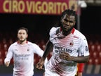 European football roundup: AC Milan return to the top of Serie A