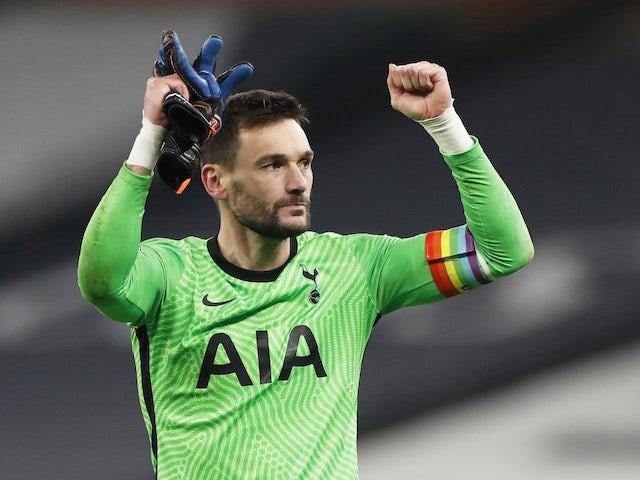 Hugo Lloris calls on Spurs to