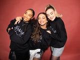 Little Mix as a trio