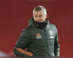 Solskjaer: 'We did not pounce on Liverpool's injury issues'