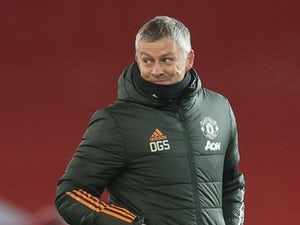 "Ole Gunnar Solskjaer wants football to continue through ""frightening"" period"