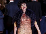 Dame Shirley Bassey pictured in October 2015