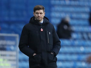 Steven Gerrard celebrates Rangers landmark with Ross County thrashing
