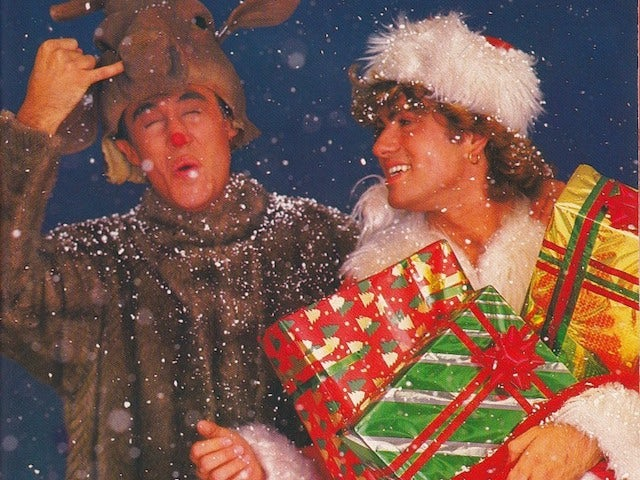 Wham's Last Christmas finally reaches number one after 36 years