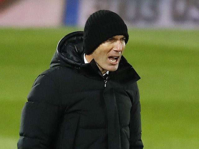 Result: Real Madrid suffer shock Copa del Rey exit to third-tier Alcoyano